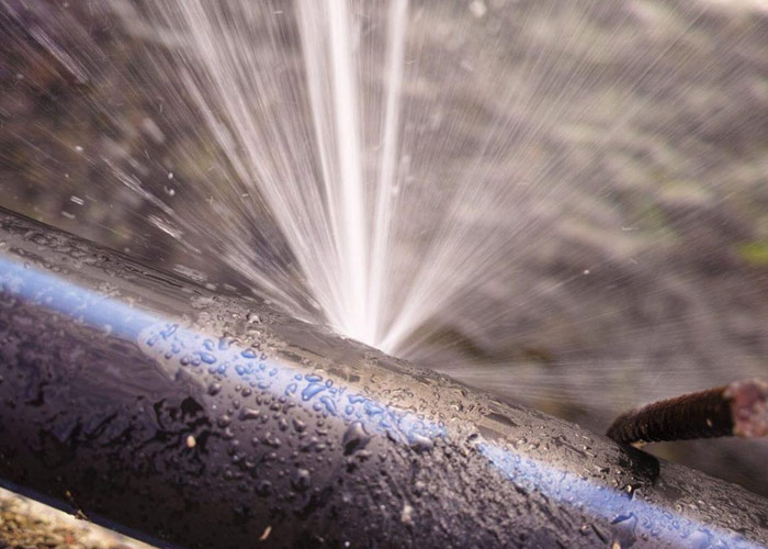 Call Concraft to Address Burst Pipes in Your Michigan Property