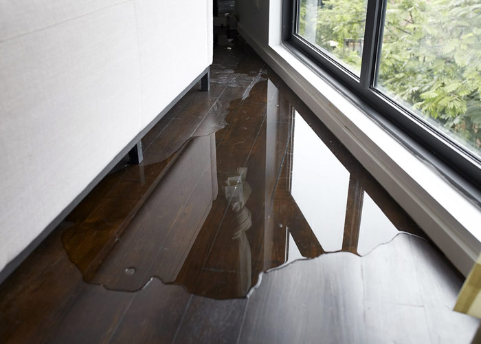 Water Damage Restoration in Southeast Michigan by Concraft