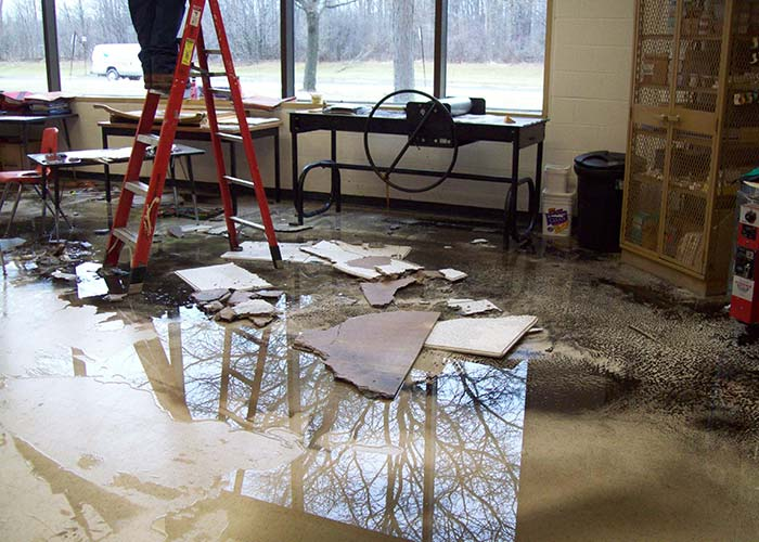Storm & Flood Damage Restoration Detroit, MI