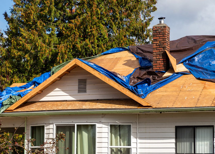 Storm Damage Restoration & Mold Remediation by Concraft