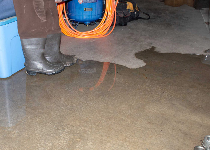 Water Damage Restoration in Detroit, Michigan