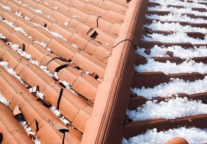 Repairing Home & Business Roofs Damages