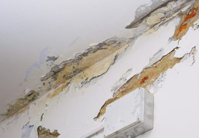 Reliable Ceiling Damage Restoration